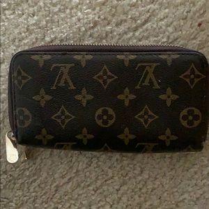 Louis Vuitton wallet!